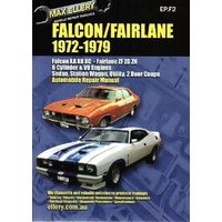 Ford Falcon/Fairlane XA XB & XC 1972 to 1979 with MPN EP.F2