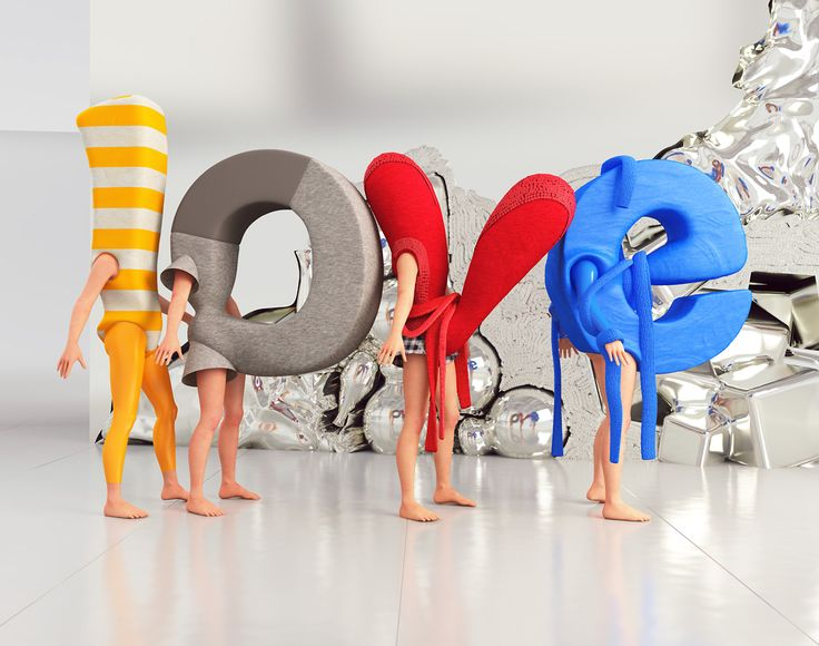 Chris Labrooy, Love 3d type