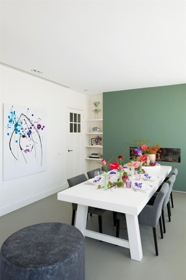 Stijlvol wonen is keijser co eigentijdse meubelen met een pure vormgeving waarbij alles - Eigentijdse eettafel ...