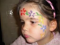 kids face painting ideas for beginners - Google Search