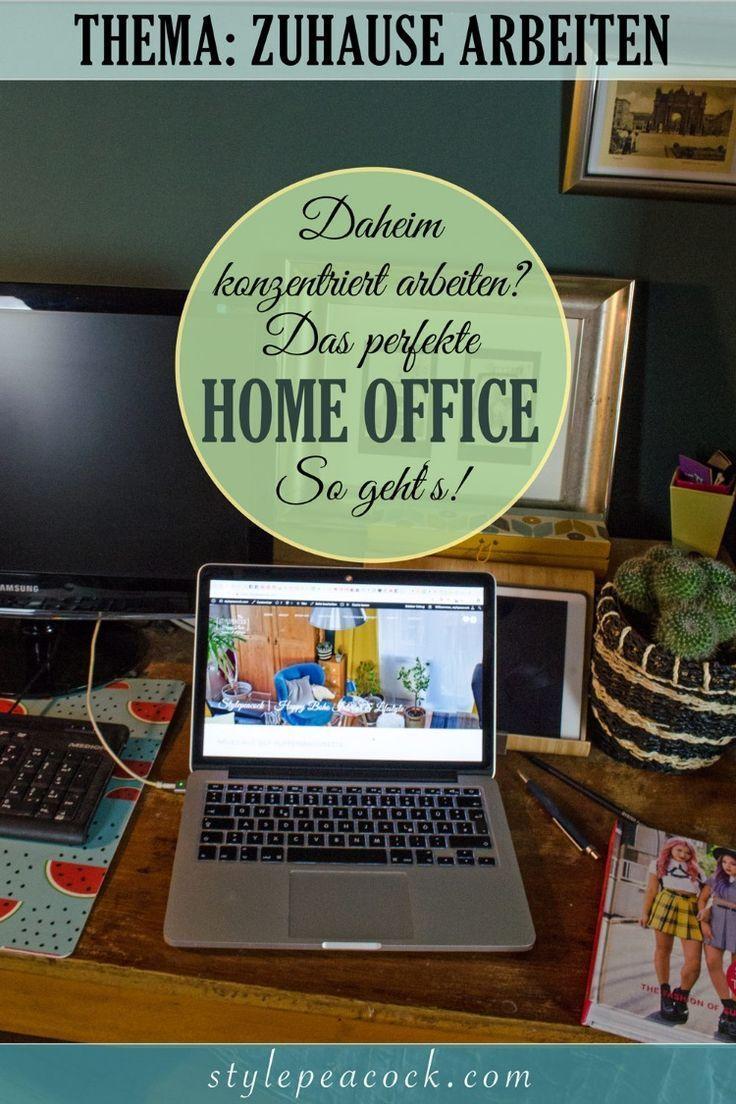Pin Auf Arbeitszimmer Homeoffice