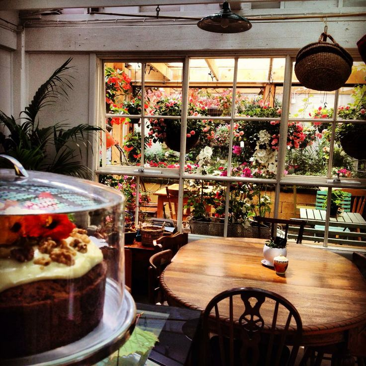 Gorgeous cafe, fantastic food, just gorgeous!