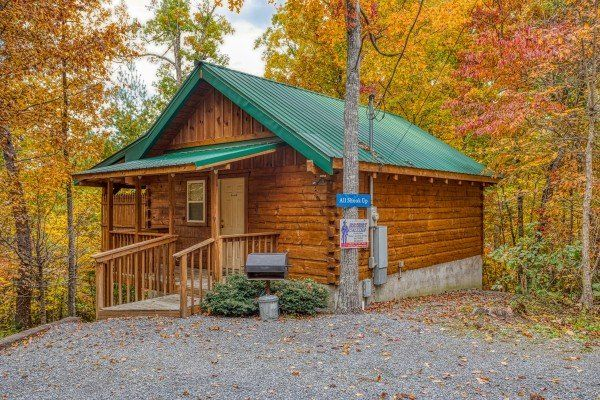 All Shook Up Deluxe 1 Bedroom Pigeon Forge Cabin Rental Pigeon Forge Cabin Rentals Cabin Rentals Cabin