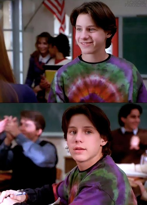 """Beacuse everyone's first crush was Max Dennison... 