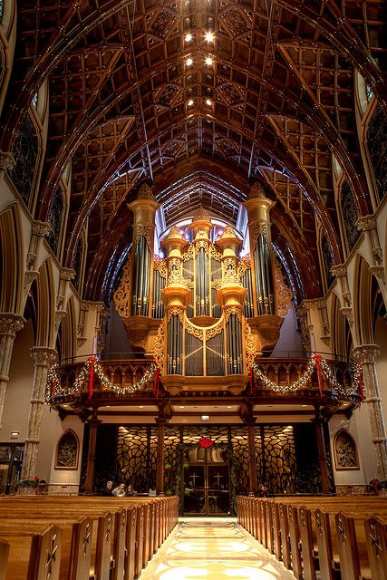 Holy Name Cathedral - Chicago, IL