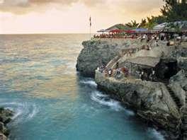 Negril Jamaica   Ricks Cafe