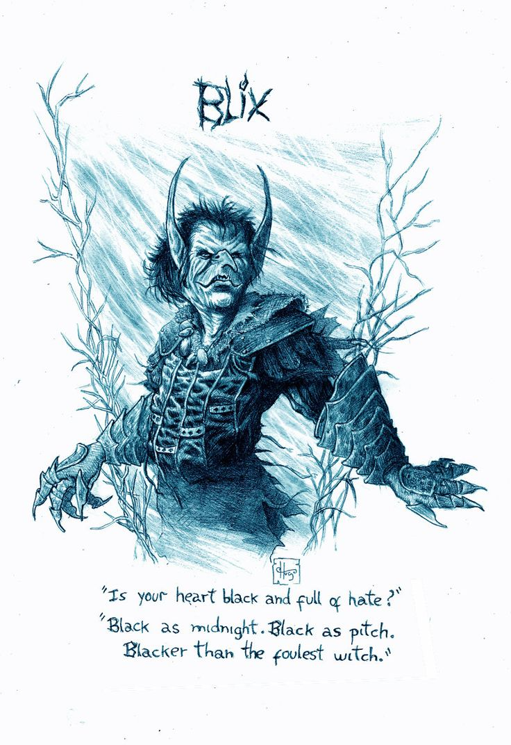Blix from ridley scott s legend by me by pencil i love this ridley scottmovie quotesthings