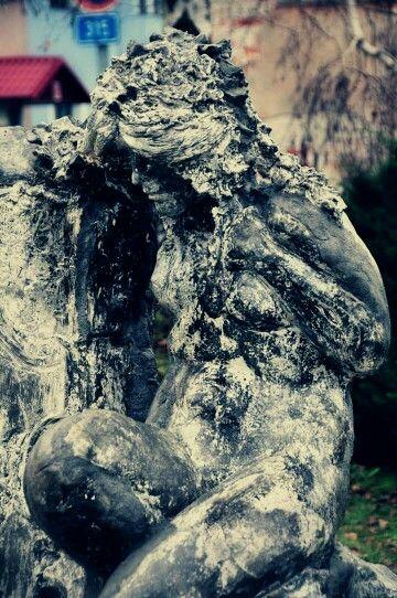 """MEMORIES DE FUTURUM"" #sculpture #czech #figure"