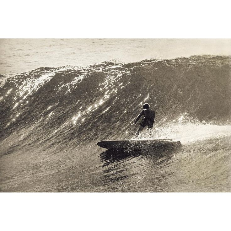 """""""BOB McTAVISH AT HONOLUA – 1967 I don't have one picture that does Bob's surfing at Honolua justice. I happen to like this one, but Bob doesn't. Whether…"""""""