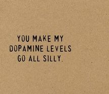 Yay for neurotransmitters!