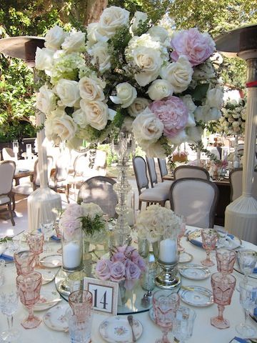 A wedding by @Mindy Burton Weiss on the beautiful @Hotel Bel-Air grounds. #weddingwednesday #wedding #wolfgangpuck