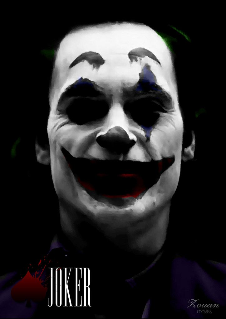 Jokeri 2019 K O K O E L O K U V A Hd 1080px Cool Art