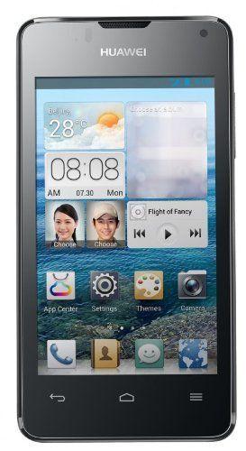 Huawei Ascend Y300 Smartphone Touch, Fotocamera da 5 Megapixel, Wi-Fi, Nero di Huawei 92,71€