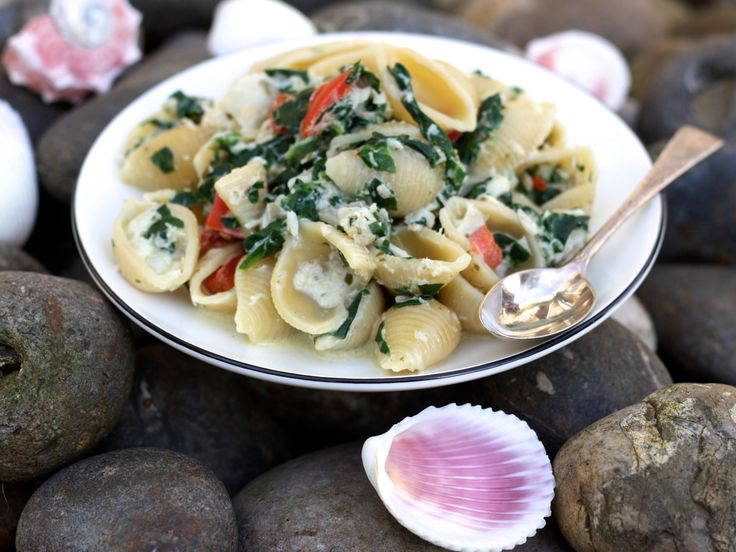 Mermaid pasta