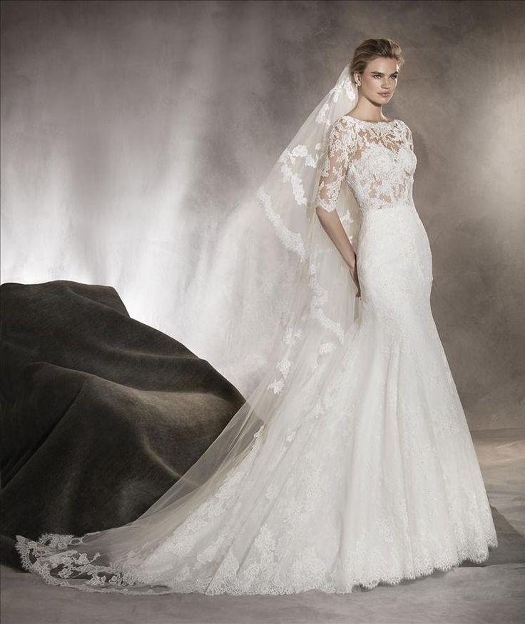 76 besten Pronovias Bilder auf Pinterest | Hochzeitskleider ...