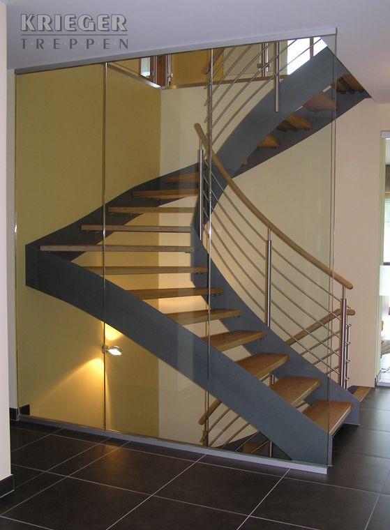 Stahl-Holztreppen vom Treppenspezialisten
