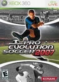Winning Eleven Pro Evolution Soccer 2007 - Xbox 360 Game