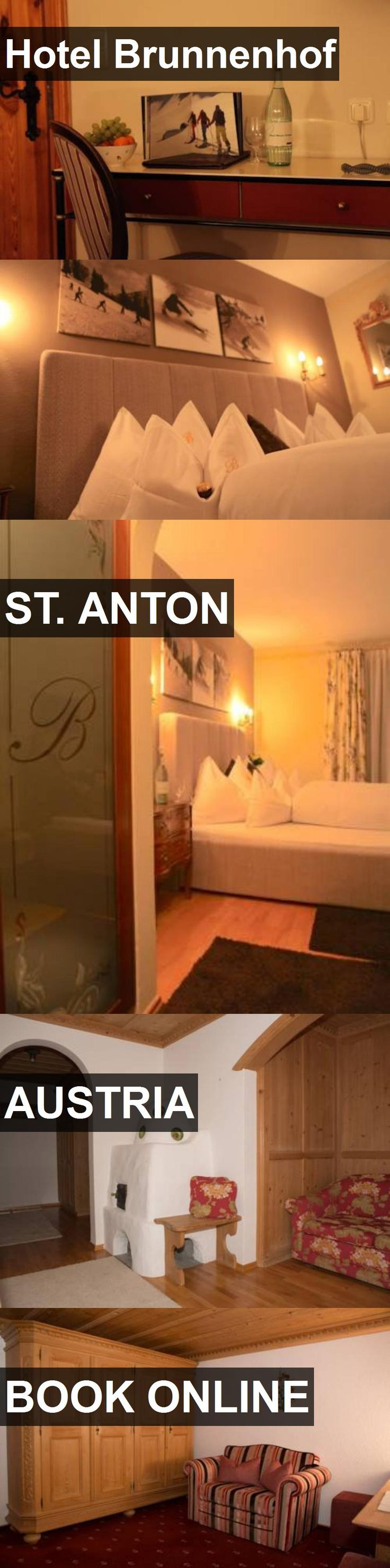 Hotel Brunnenhof in St. Anton, Austria. For more information, photos, reviews and best prices please follow the link. #Austria #St.Anton #travel #vacation #hotel