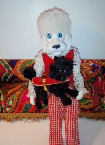 Vintage Miss Peteena Poodle Dog Doll Boyfriend Pete Mr Peteena | eBay