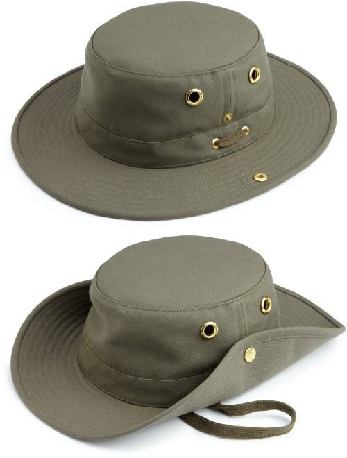 ae327c3f9ac92 Tilley Endurables T3 Traditional Canvas Hat