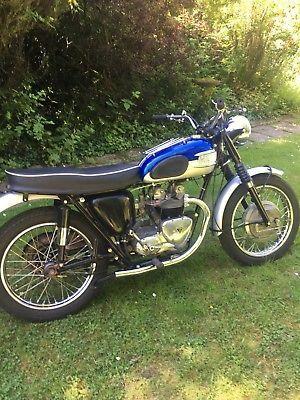 Ebay Triumph Tiger 100 Ss 1962 Total Restoration Motorcycles