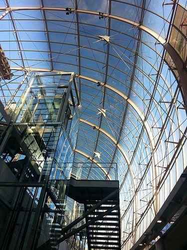 Strasbourg la verrière de la Gare 3