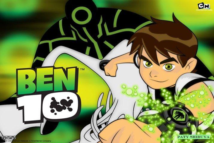 IMAGENS DO BEN 10 - BEN 10 IMAGES