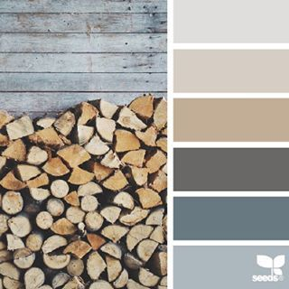 today's inspiration image for { color stacked } is by the very talented @julie_audet ... thank you, Julie, for another inspiring #SeedsColor image share!