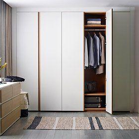 바이엘 채널 화이트 붙박이장 - 한샘  with 인터파크 beyer channel white closet - hanssem with interpark