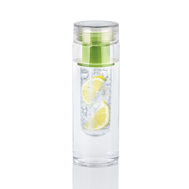 InFuzeH20 Fruit-Infuser Water Bottle (Green) (Acrylic) http://womanbust.org/natural-ways-to-increase-breast-size #SkinDetoxDiet