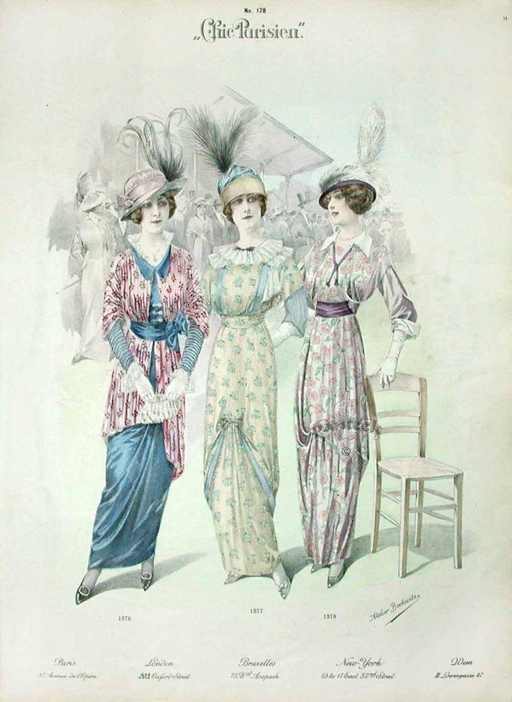 Vintage Fashion Prints 80