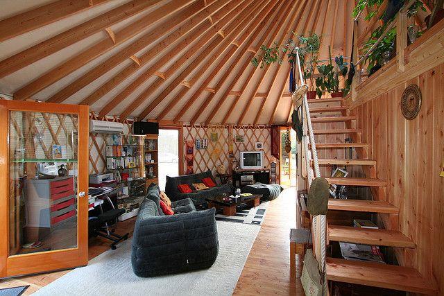 Les 25 meilleures id es concernant chalet en bois rond sur pinterest d cor de style fran ais - Decoratie cottage montagn e ...
