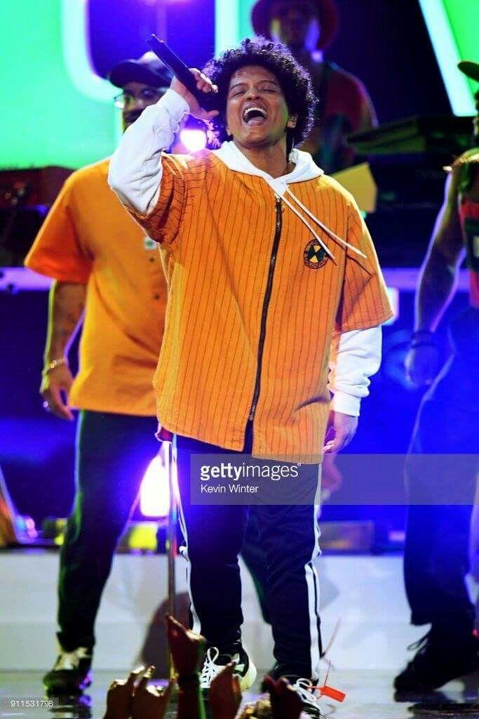 Canta Hermoso Bruno Mars Grammy Awards Mars Photos