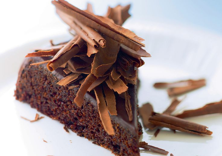 Klassisk chokoladekage
