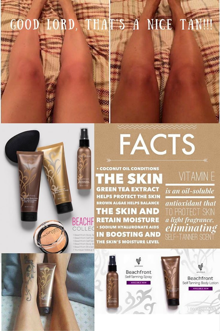 Best sunless tanner ever!!!!   #TanSafely #Younique  https://www.youniqueproducts.com/Faerl