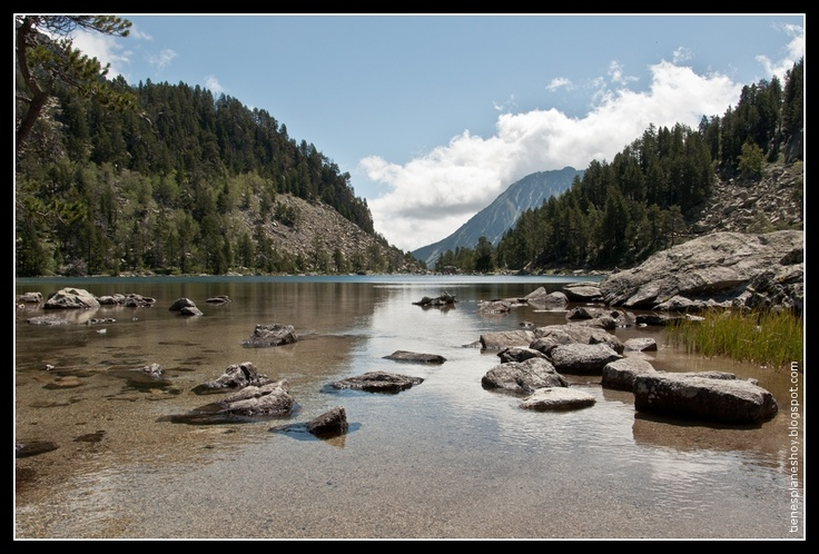 Parque Nacional Aigüestortes: Lago Ratera (Estany Ratera)