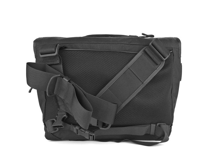 NXL MESSENGER S - SCHWARZ NEXT LEVEL NXL BLACK LINE