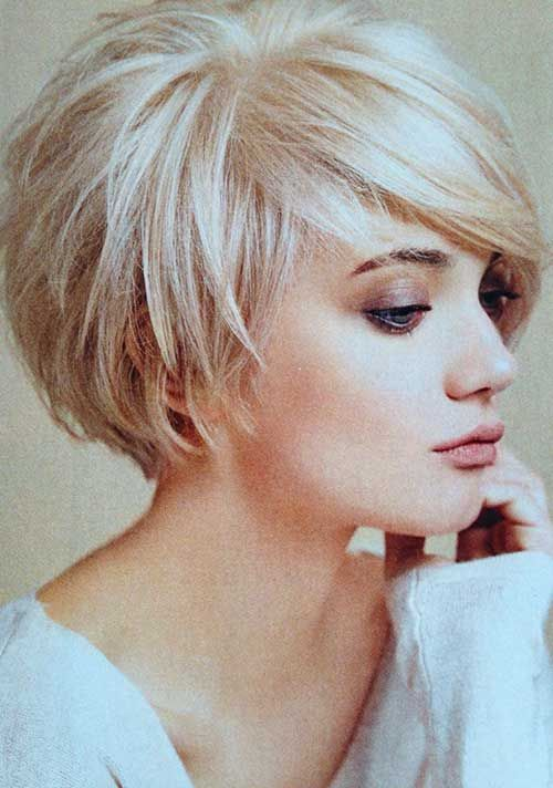 Best 25 Short layered hairstyles ideas on Pinterest
