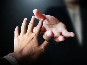 Barmherziger Samariter: Wie beurteilen andere falsch und zu schnell