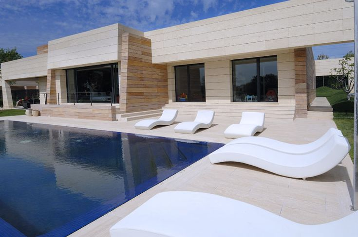 Awesome Architecture » Awesome Modern Home : Vivienda 4 by A-cero Architects