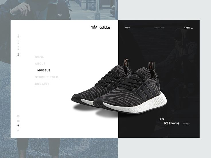 """Check out this @Behance project: """"adidas NMD"""" https://www.behance.net/gallery/47774165/adidas-NMD"""
