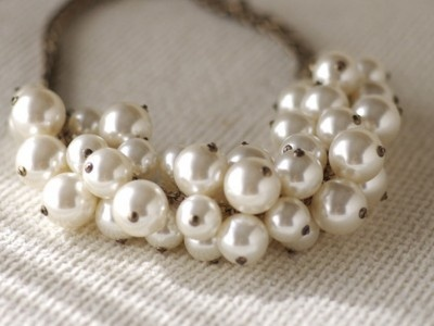 Now on my blog #Sorteo collar perlas Zara – #Giveaway by Inditex   my MolesKine, by nAiLeé #pearls #necklace #collar #zara #inditex #dupe