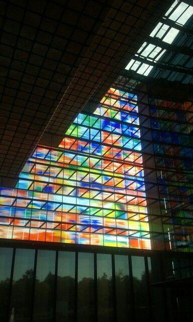 Instituut voor Beeld en Geluid in Hilversum, Noord-Holland