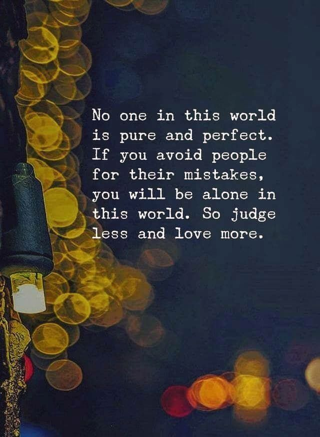 Love this...I tell my kids and my patients this all the time. Never judge people, you don't know what life has thrown at them.