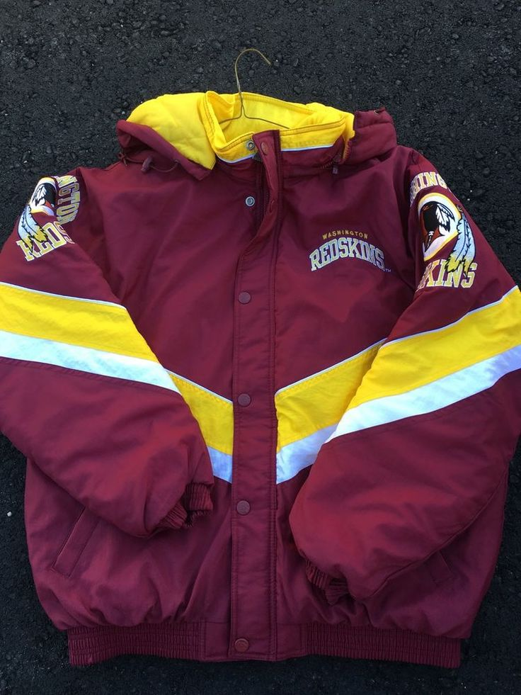 Vintage Washington Redskins Starter Jacket   eBay