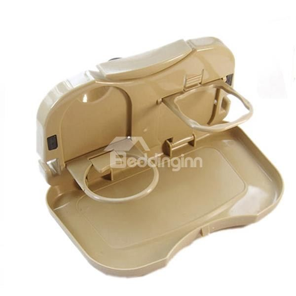 Easy Install Necessary Folding ABS Plastic Material Car Backseat Organizer - beddinginn.com