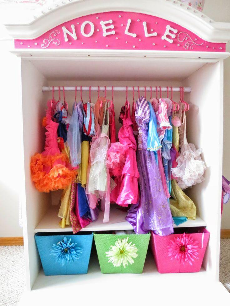Dress up closet!