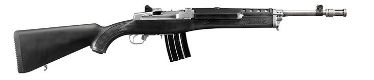 The Ruger Mini 14 takes me back to watching the A-Team!Loading that magazine is a pain! Get your Magazine speedloader today! http://www.amazon.com/shops/raeind