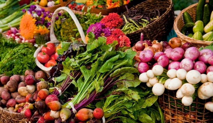 Mill City Farmer's Market - Minneapolis