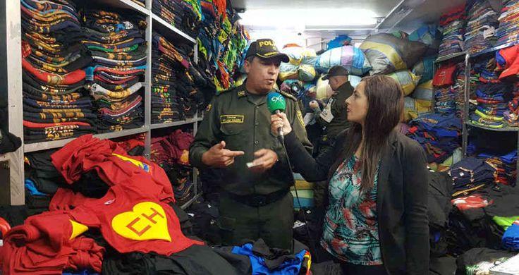 Detrás del decomiso de mercancía china ilegal en San Victorino hay una historia de precios bajos y de odios ancestrales que enfrenta a los comerciantes colombianos con los asiáticos desde hace casi un lustro.
